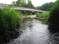 Dioxin Contaminated Stream Mapping